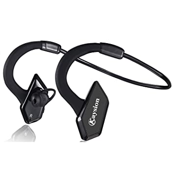Auriculares Impermeables Bluetooth deportivos KAYSION IP66, para uso exterior, Bluetooth, inalámbricos
