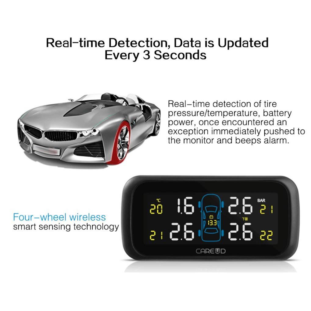 Ben-gi CAREUD U903Z-WF Colori TPMS Tyre Tester di Pressione Tyre System manometro Detector Dati in Tempo Reale