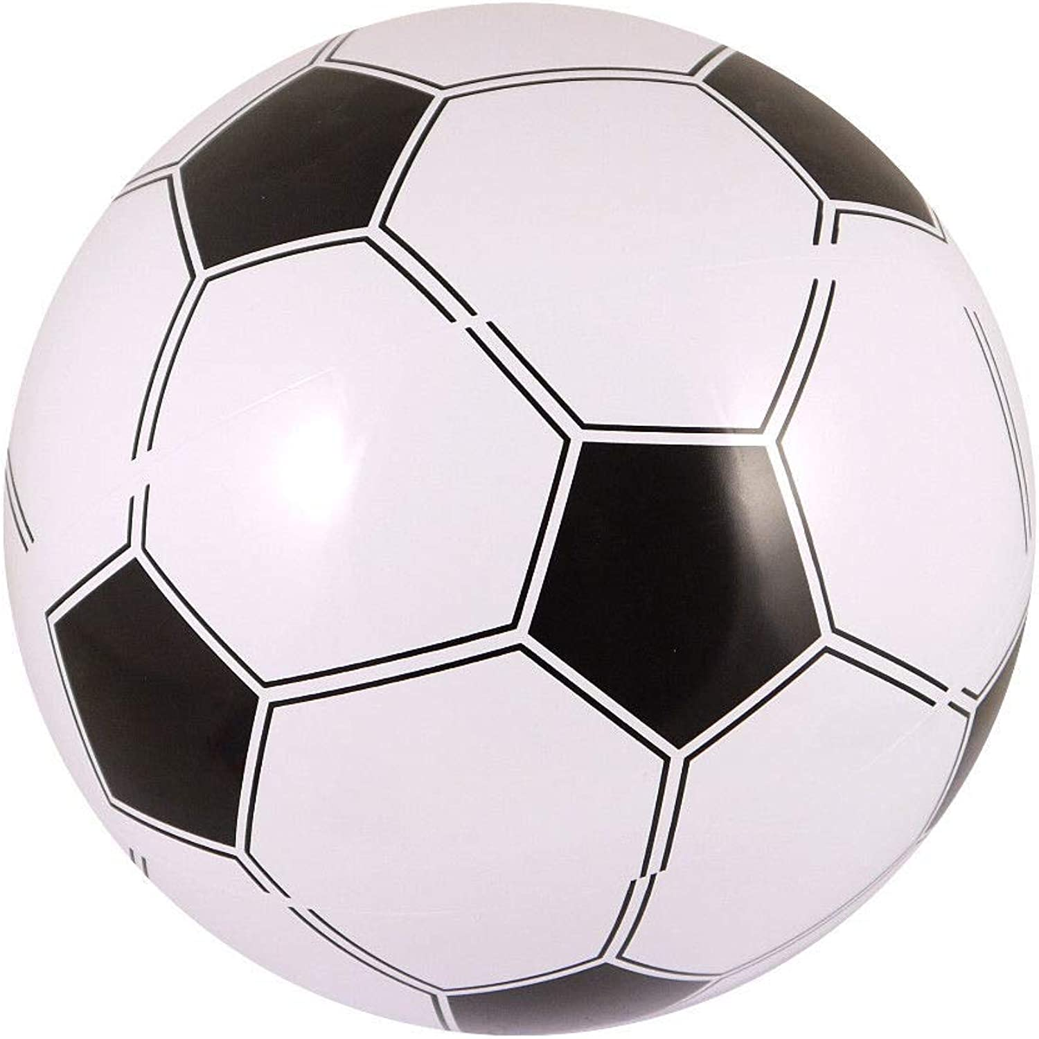 Inflatable 60cm Trophy /& Football Blow up Fancy Dress World Cup Sports Soccer Boys Beach Ball Party