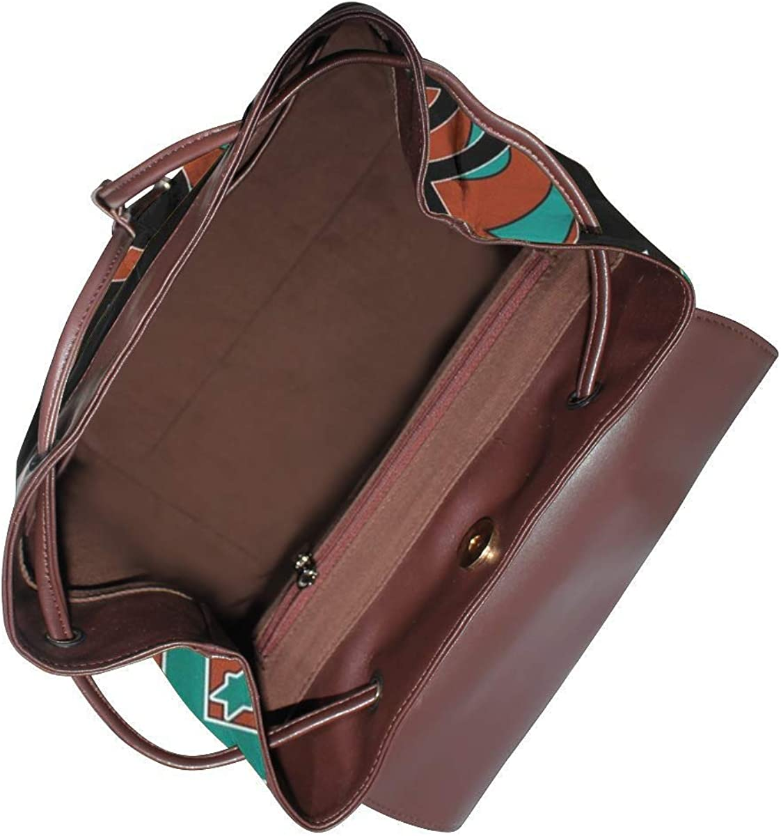 Native American Indian Southwest Women Soft Leather Shoulder Bags for Travel School Office