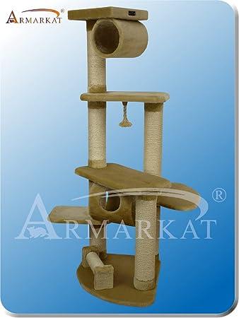 ARBOL para GATOS de ARMARKAT modelo CLASSIC FAUX FUR A7463B