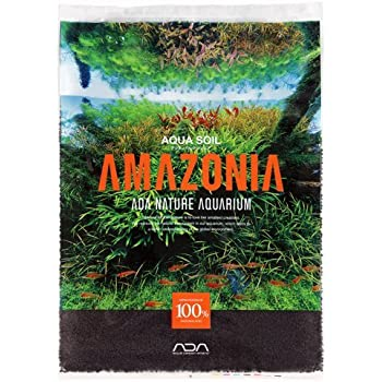 ADA Aqua Soil Amazonia (3 Liter/ Approx 7 Lbs) Normal Type