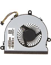 Cuigu Ventilateur de Dissipateur Thermique pour Ordinateur Portable Refroidisseur CPU pour HP Série 15 AC DC28000GAR0 SPS-813946-001