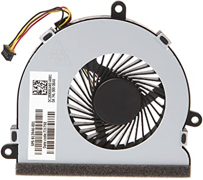 qianqian56 - Ventilador de CPU para portátil HP 15-AC Serie ...