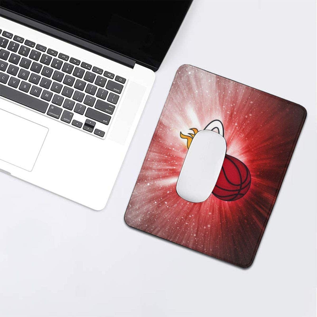 Angels in Odd Spots Hemming The Mouse Pad 10 X 12 Inch Esports