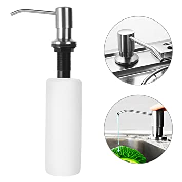 Seifenspender Shampoospender Gelspender Spülmittelspender 500ML Set ...