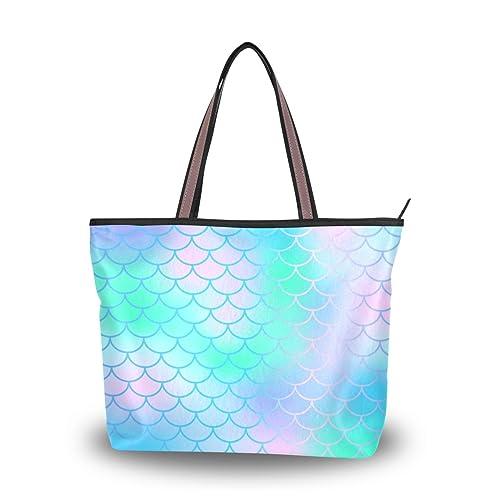 Amazon.com: Mujer bolsa bolsa de compras de bolso de mano ...
