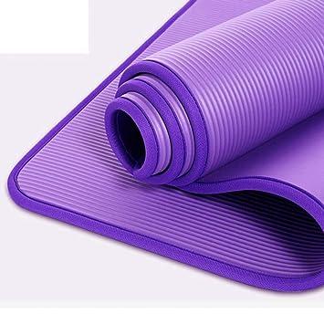 HYTGFR Estera de Yoga Colchonetas De Yoga Gimnasio para El ...
