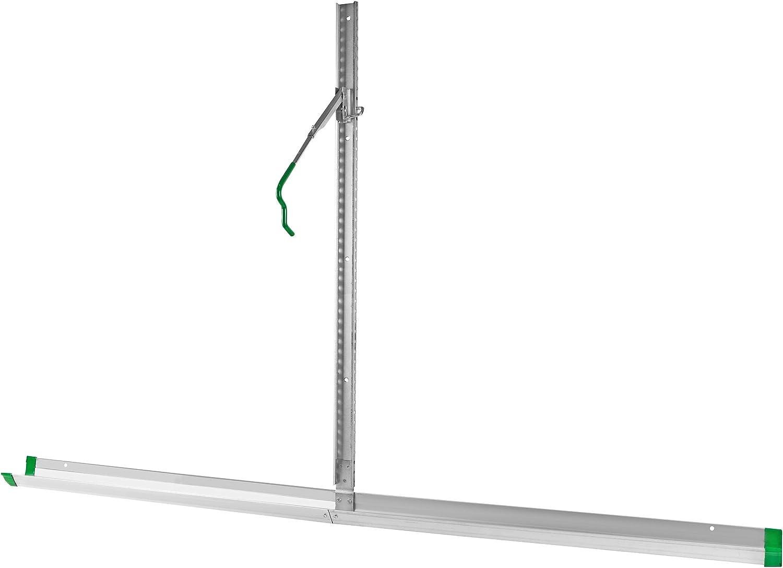 EUFAB 16408 Wall-Mounted Bicycle Rack