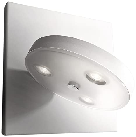 Philips Roomstylers Metal Wall Light - (White and 2.5-Watt) - 33258/31 Wall Lights at amazon