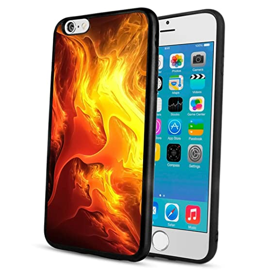 Amazoncom Iphone 6 Plus Iphone 6s Plus Case Lava Wallpaper Touch