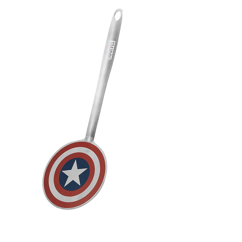Underground Toys Captain America Colored Shield Spatula