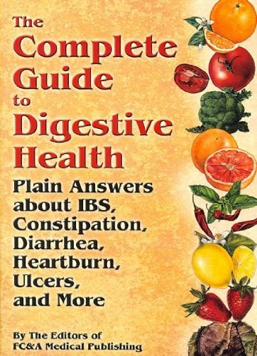 The Complete Guide to Digestive Health: Plain