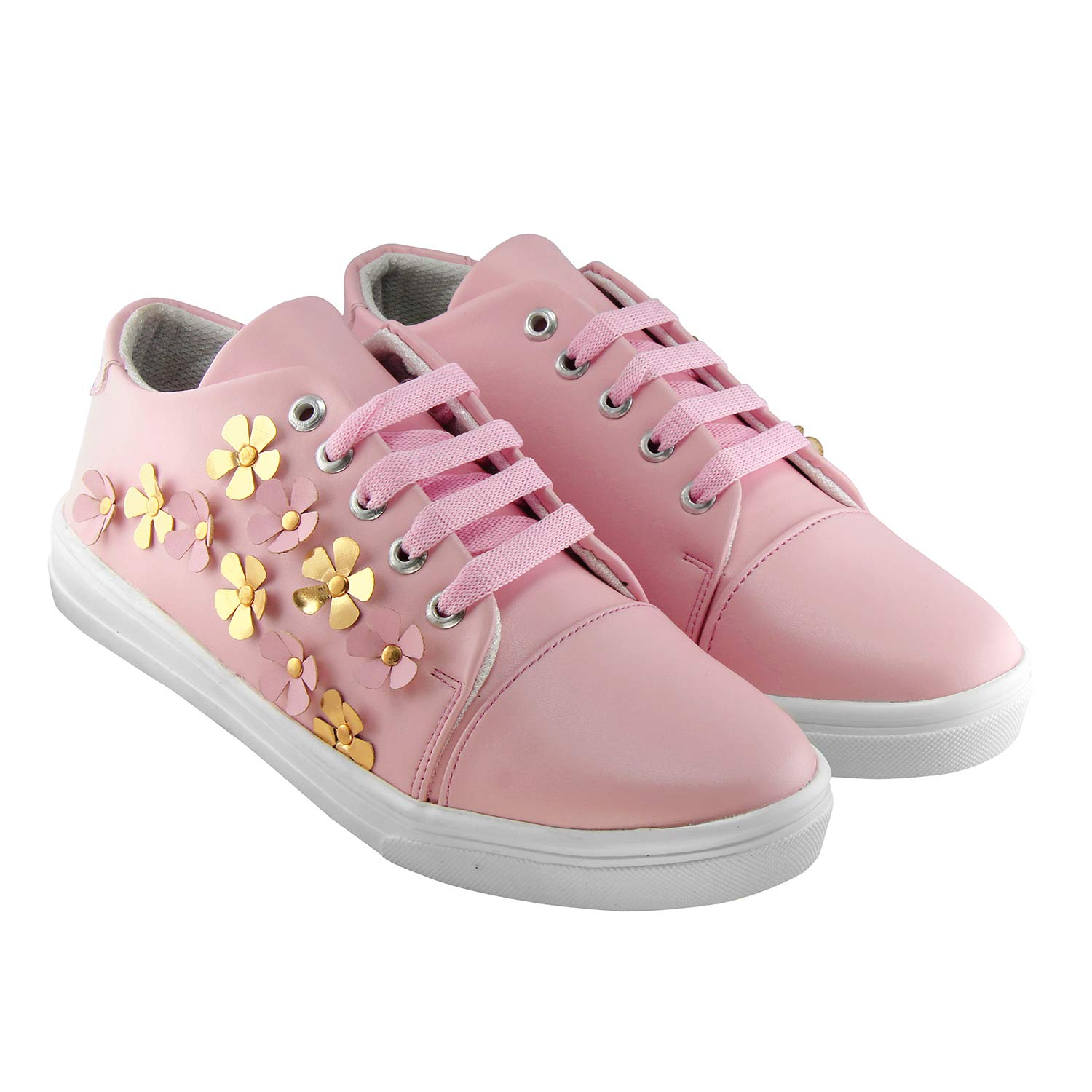 Casual Sneakers Pink at Amazon.in