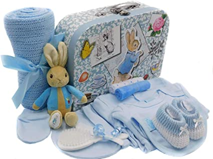 Philips Avent Peter Rabbit Dummy 4 Piece Personalised Gift