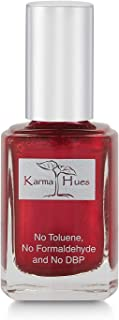 product image for Karma Organic Natural Nail Polish-Non-Toxic Nail Art, Vegan and Cruelty-Free Nail Paint (Christmas Morning)