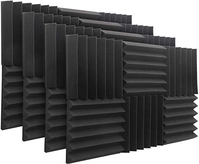 DEKIRU Acoustic Foam Panels