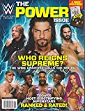 WWE Magazine The Power Issue 2016