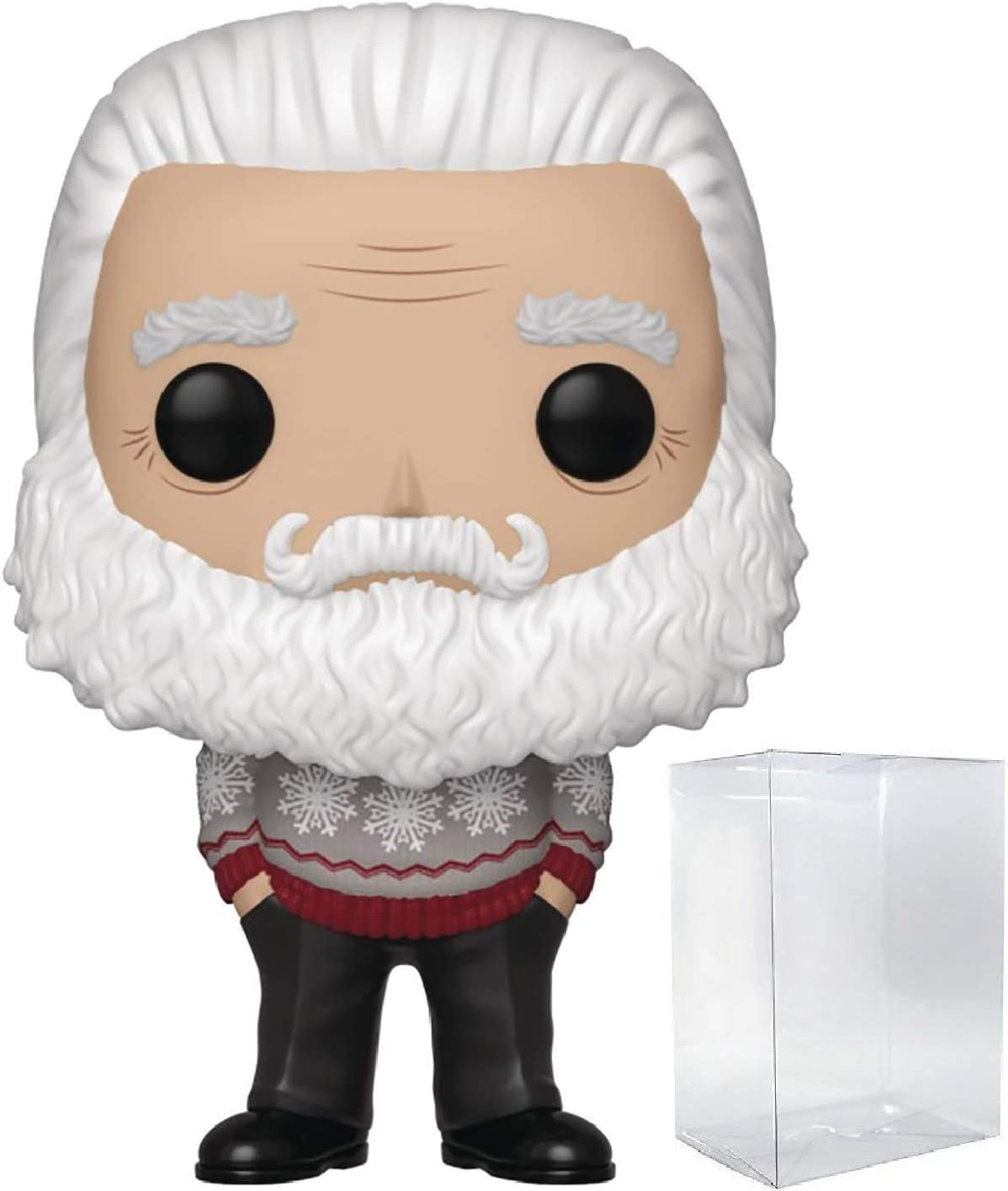 Pop Disney: Santa Clause - Tim Allen as Santa Pop! Vinyl Figure (Includes Compatible Pop Box Protector Case)