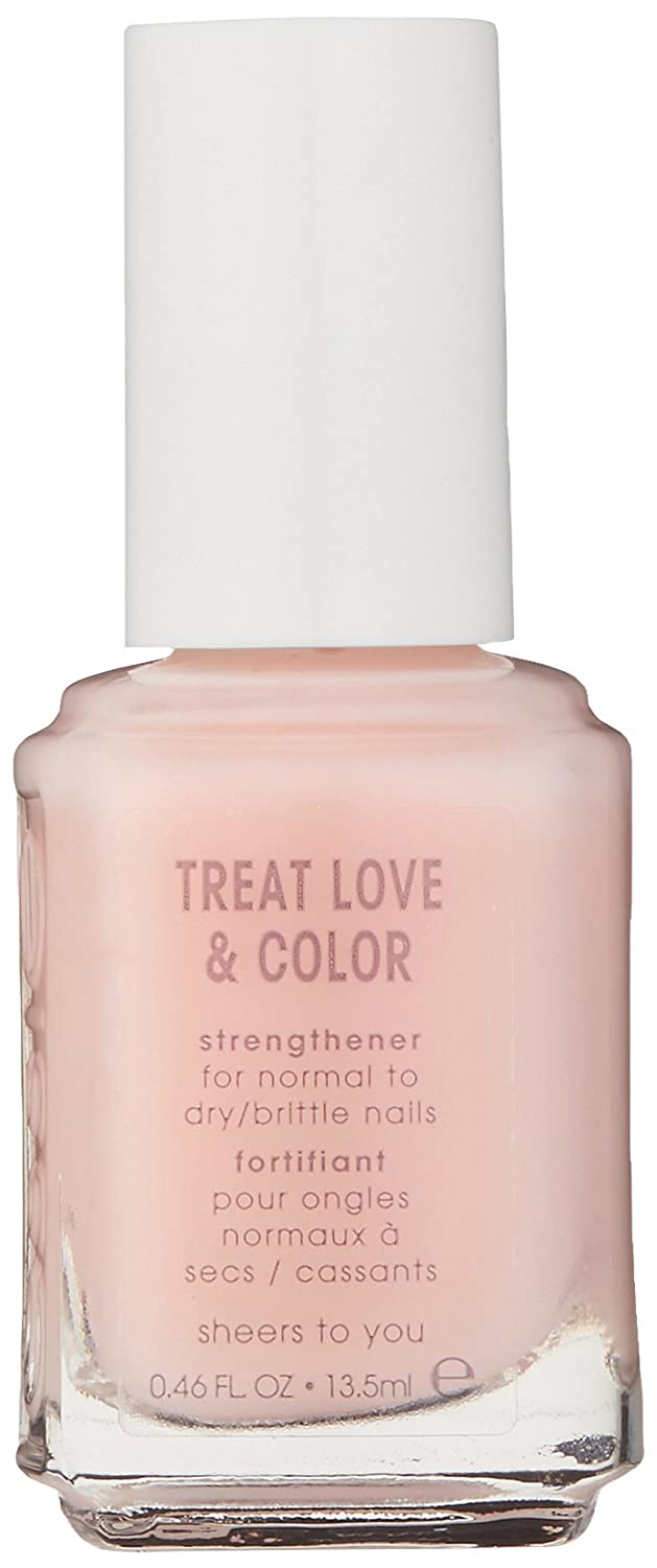 Amazon.com: essie treat love & color strengthener for normal to dry ...