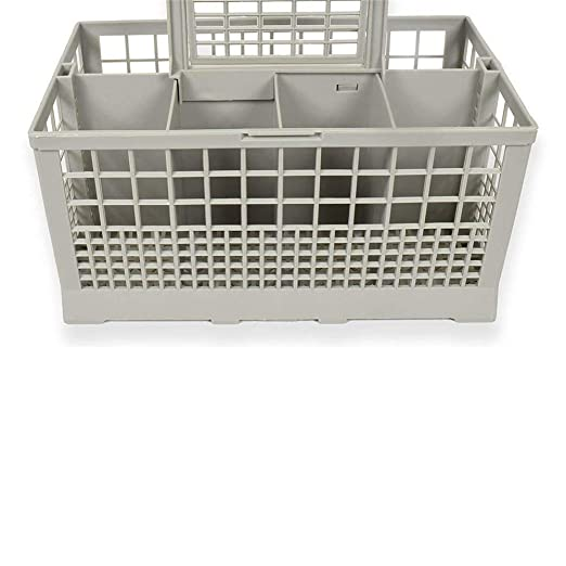 Amazon.com: Dishwasher Part Cutlery Basket Storage Box for ...
