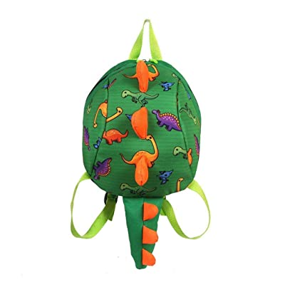 Wumedy Dinosaur Toddler Mini Backpack Anti-Lost Children Backpack Kids' Backpacks: Shoes