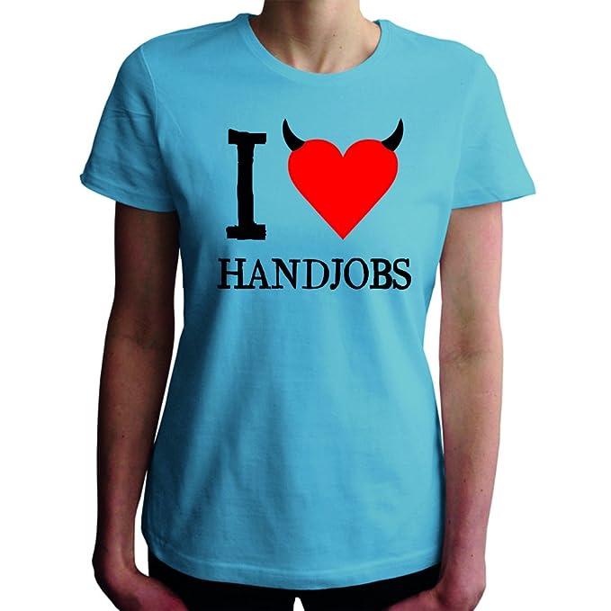 I heart hand jobs shirt
