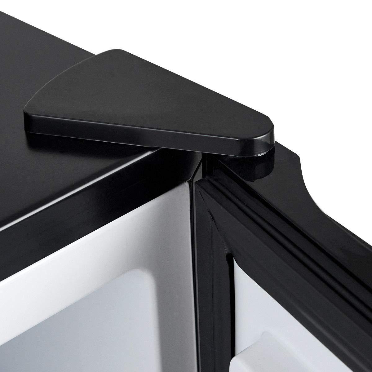 COSTWAY - Congelador vertical compacto de una sola puerta, tamaño ...