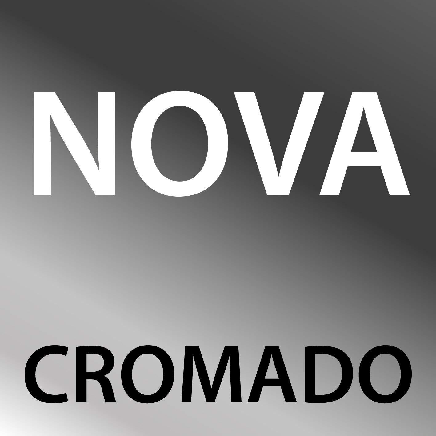 farho Radiador TOALLERO Electrico Bajo Consumo Nova Cromado /·/· 800 Watios /· Toalleros El/éctricos con Termostato Digital Programable Medidas 1200 x 500mm /·/· 5 A/ÑOS de Garantia