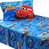 Disney Cars Twin Bed Sheet Set City Limits Bedding