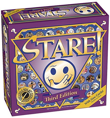 Stare! Board Game - 3rd - Stare Junior Game