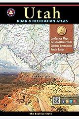 Utah Road & Recreation Atlas (Benchmark Maps) Paperback