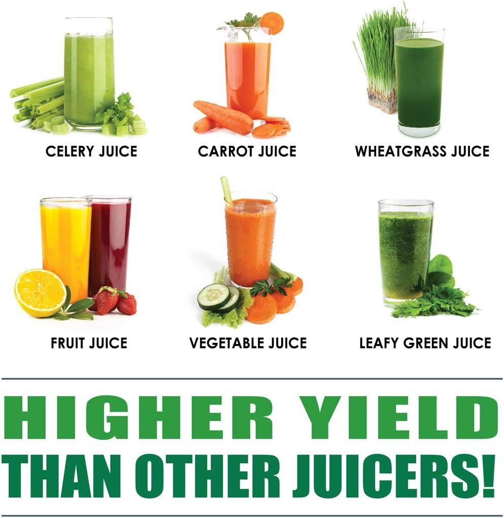 Why Omega Juicers?