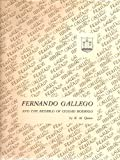 Fernando Gallego and the Retablo of Ciudad Rodrigo, R. M. Quinn, 0816500347