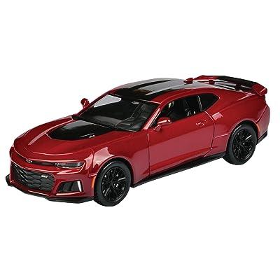 Motormax 1:24 2020 Chevrolet Camaro ZL1: Toys & Games