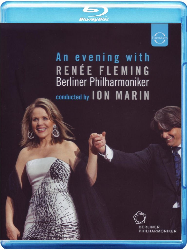 An Evening with Renee Fleming - Berliner Philharmoniker [Blu-ray] [Reino Unido]
