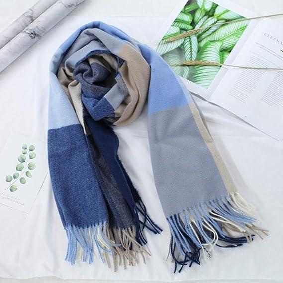 Teaio Écharpe châle oversize écharpe écharpe Foulards  Amazon.fr  Vêtements  et accessoires 58e3770a9c2