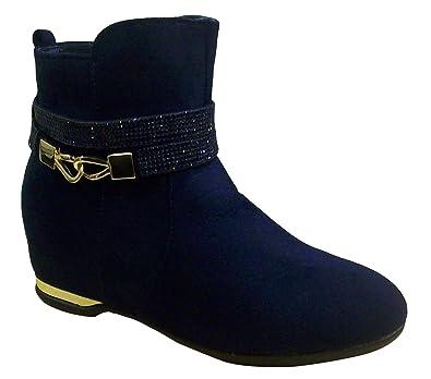 Women's Elma-12 Glittery Ankle Boots