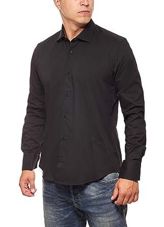 huge discount c7504 5bf0f Just Cavalli Camicia Uomo: Amazon.it: Abbigliamento