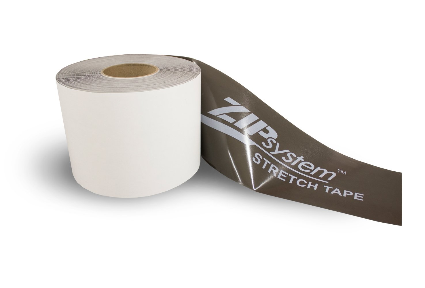 Huber ZIP System Stretch Tape | 10 inches x 20 feet | Self-Adhesive Flexible Flashing for Doors-Windows by ZIP System