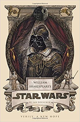 William shakespeares star wars verily a new hope livros na william shakespeares star wars verily a new hope livros na amazon brasil 8601200654059 fandeluxe Image collections