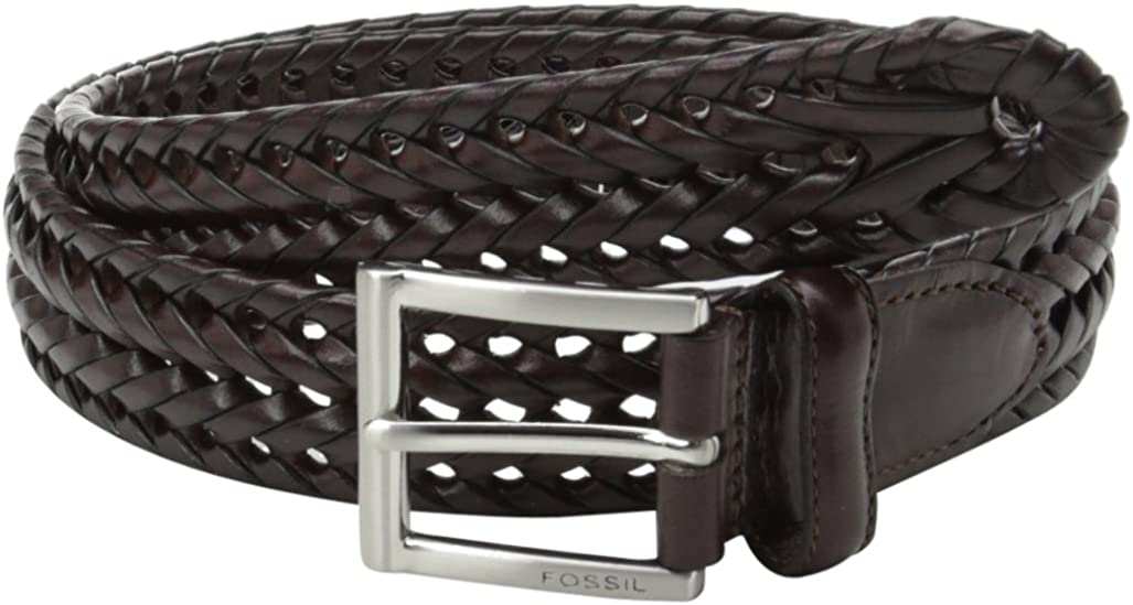 Fossil Men S Myles Belt At Amazon Men S Clothing Store