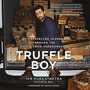 Truffle Boy Audiobook