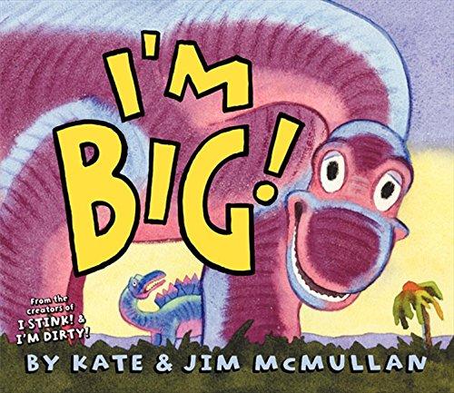 I'm Big! - M Jim