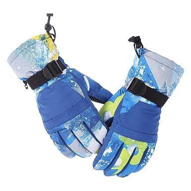 Touch Screen Ctotton Winter Cycling Hiking Skiing Men Women Sport Warm Gloves