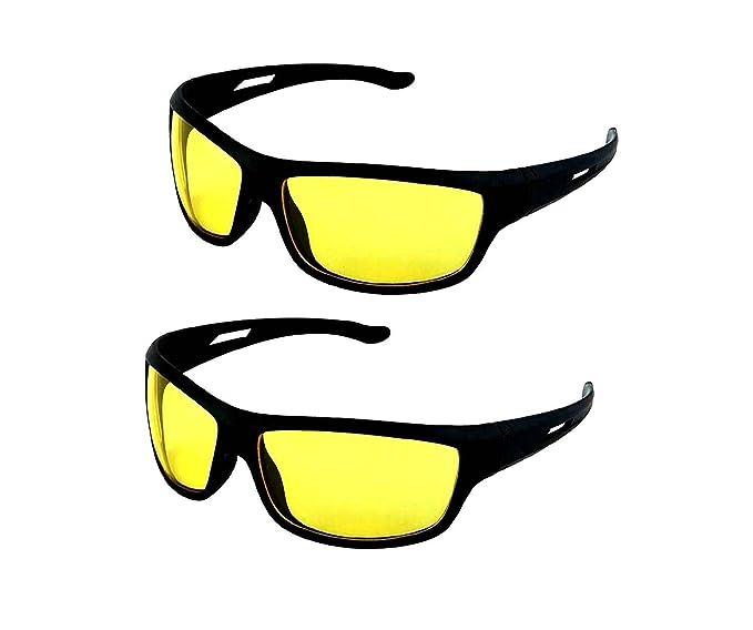 f015a7612d FashioNext Non-Polarized Combo Sports Wear Unisex Sunglasses ...