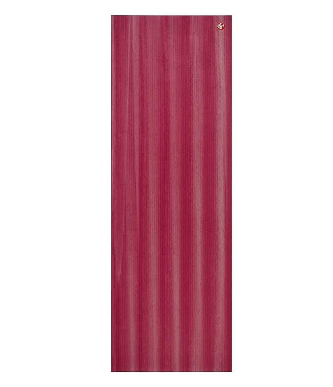 Manduka Prolite - Esterilla para Yoga y Pilates (4,7 mm de Grosor, Antideslizante, no tóxica, ecológica, Larga) Fabricado con Acolchado denso para ...