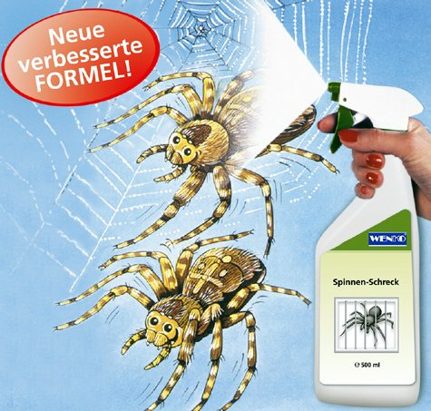 Wenko Spinnen-Schreck Spray 500ml