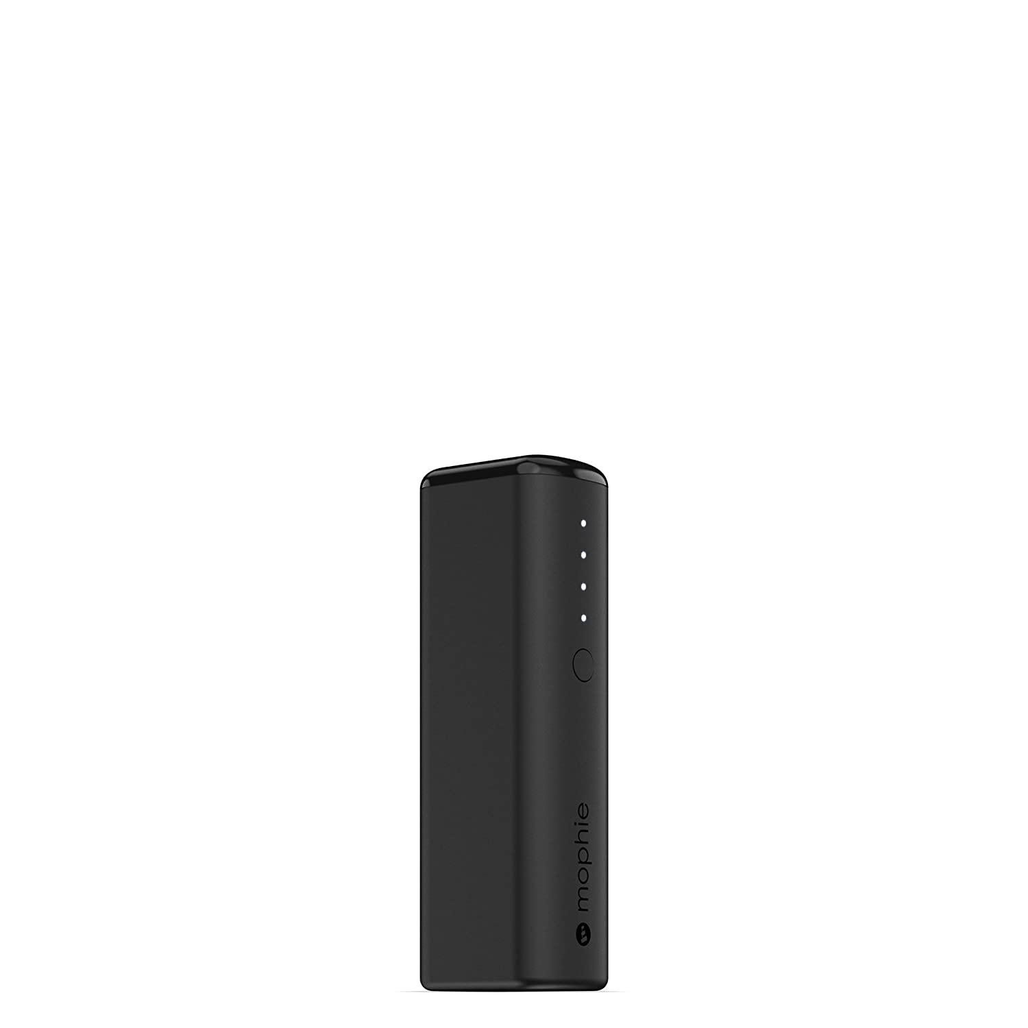 mophie powerstation Boost Mini External Battery for Universal Smartphones and Tablets (2,600mAh) - Black