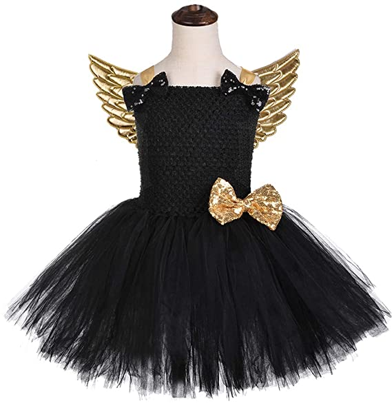Amazon.com: Tutu Dreams LOL Vestidos para niñas con lazo de ...